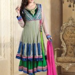 Infatuating Anarkalis Semi Stitched Suits 2014 for Women