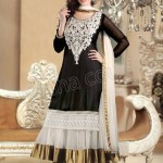 Infatuating Anarkalis Semi Stitched Suits 2014 for Women 3