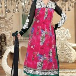 Infatuating Anarkalis Semi Stitched Suits 2014 for Women 4