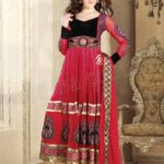 Infatuating Anarkalis Semi Stitched Suits 2014 for Women 5