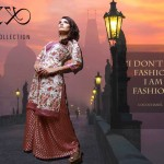 Kays Kollection Stylish Formal Wear Winter Dress Collection 2014-2015 For Women (3)