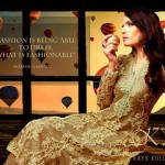 Kays Kollection Stylish Formal Wear Winter Dress Collection 2014-2015 For Women (4)