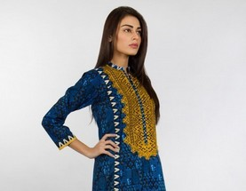 Khaadi Exclusive Pret Wear Winter Dresses Collection 2014 For Women (12)