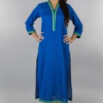 Khaadi Exclusive Pret Wear Winter Dresses Collection 2014 For Women (3)