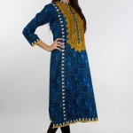 Khaadi Exclusive Pret Wear Winter Dresses Collection 2014 For Women (5)