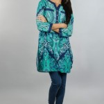 Khaadi Exclusive Pret Wear Winter Dresses Collection 2014 For Women (6)