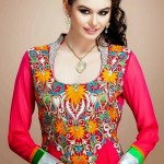 Latest Beautiful Anarkali Suits Collection 2014-2015 For Women (17)