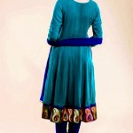 Latest Beautiful Anarkali Suits Collection 2014-2015 For Women (4)