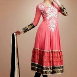 Latest Beautiful Anarkali Suits Collection 2014-2015 For Women (7)