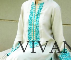 Latest Fall Winter Wear Dress For Women in Pakistan By Vivante (1)