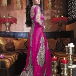 Latest Pakistani Bridal Wear Wedding Dresses New Collection 2014 For Girls (4)