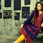Latest Ready To Wear Winter Dresses Collection 2014 For Ladies By Origins (1)