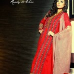 Latest Ready To Wear Winter Dresses Collection 2014 For Ladies By Origins (4)