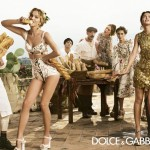Latest Spring Summer Dress 2014-2015 Women's Campaign By Dolce & Gabbana (2)
