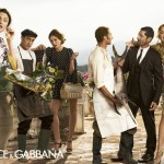 Latest Spring Summer Dress 2014-2015 Women's Campaign By Dolce & Gabbana (5)
