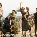 Latest Spring Summer Dress 2014-2015 Women's Campaign By Dolce & Gabbana (6)