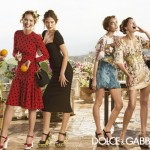 Latest Spring Summer Dress 2014-2015 Women's Campaign By Dolce & Gabbana (7)