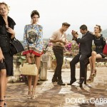 Latest Spring Summer Dress 2014-2015 Women's Campaign By Dolce & Gabbana (8)