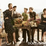 Latest Spring Summer Dress 2014-2015 Women's Campaign By Dolce & Gabbana (9)