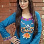 Latest Winter New Dress Collection 2014 for Women By Khanumz (2)