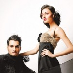 Mansoor Akram Western Frost Collection 2014 for Boys & Girls 2