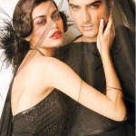 Mansoor Akram Western Frost Collection 2014 for Boys & Girls 4