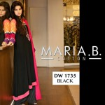 Maria B Latest Evening Wear Dresses New Collection 2014-2015 For Women (2)