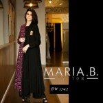 Maria B Latest Evening Wear Dresses New Collection 2014-2015 For Women (4)