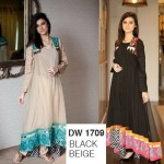 Maria B Latest Evening Wear Dresses New Collection 2014-2015 For Women (6)