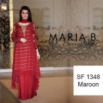 Maria B Latest Evening Wear Dresses New Collection 2014-2015 For Women (9)