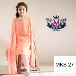 Maria B New Kids Winter Wear Dresses 2014 005