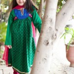 Maria B New Kids Winter Wear Dresses 2014 006