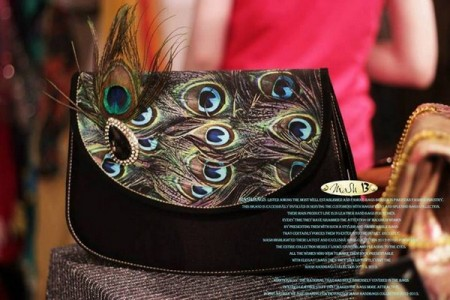 Mash.Bags Latest Winter Beautiful Clutches 2014 For Women (1)