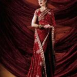 Mashaal Moazzam Latest Party Wear Bridal Dress Collection 2014 For Women (1)