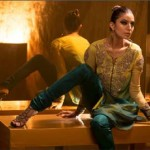 Mashaal Moazzam Latest Party Wear Bridal Dress Collection 2014 For Women (2)