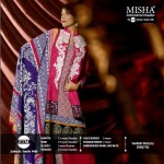 Misha Embroidered Khaddar Dresses 2014 for Women by ZTM 2