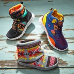 New Brand Pretty Fit Push Shoes Collection 2014 for Women  2