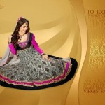 New Design Indian Couture Collection 2014 for Women by Parindey (2)