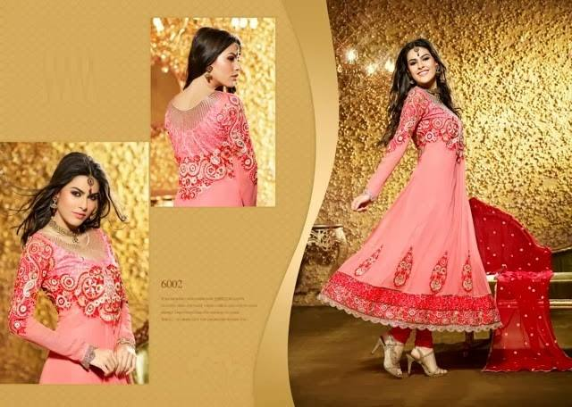 New Design Indian Couture Collection 2014 for Women by Parindey (5)