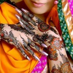 New Year Gorgeous Indian Brides Mehndi Designs For Girls 2