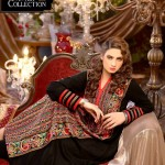 Origins Women Formal Wear Winter Dresses Collection 2014 004
