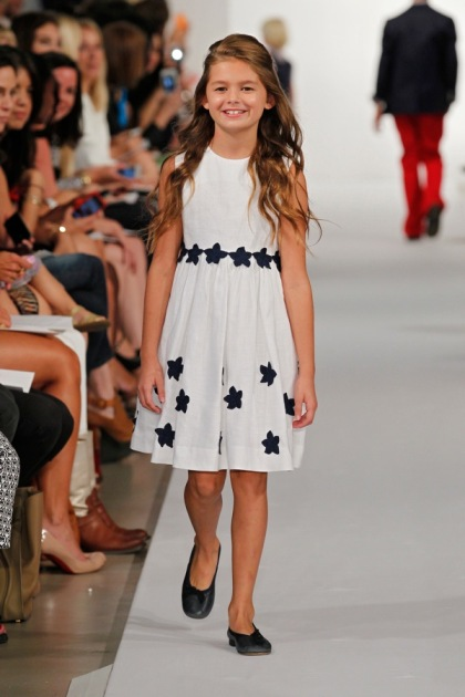 Oscar De La Renta Kids Wear 2014 Collection for Boys & Girls 5