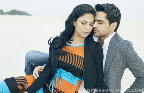 Photoshoot Veena Malik & Asad Bashir For Vogue Magazine (1)