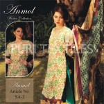 Puri Textiles Latest Embroidered Winter Dresses 2014 For Women (6)