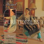 Puri Textiles Latest Embroidered Winter Dresses 2014 For Women (7)