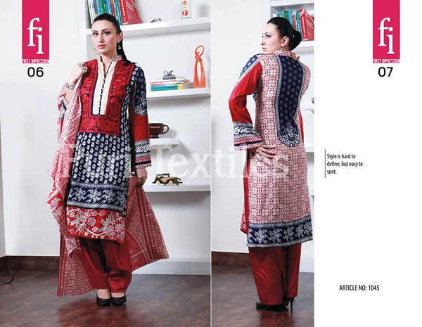 Puri Textiles Winter Latest Collection 2014 004