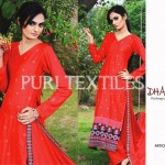 Puri Textiles Winter Latest Collection 2014 005