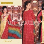 Puri Textiles Winter Latest Collection 2014 008