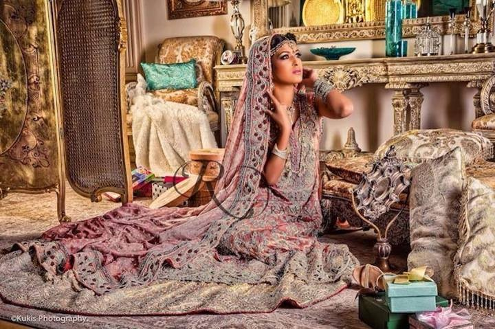 Ramira Bridal Wear Outfits Latest Collection 2014 For Bridies (6)