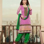 Ready to Wear Cotton Patiala Suits 2014 for Women 4